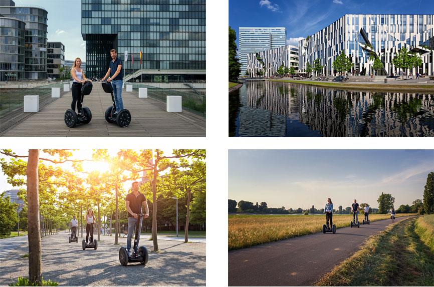 Düsseldorf City- und Rheintour XXL